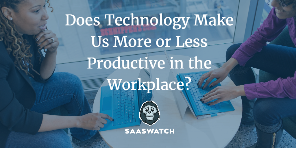 image for does technology make us more or less productive?