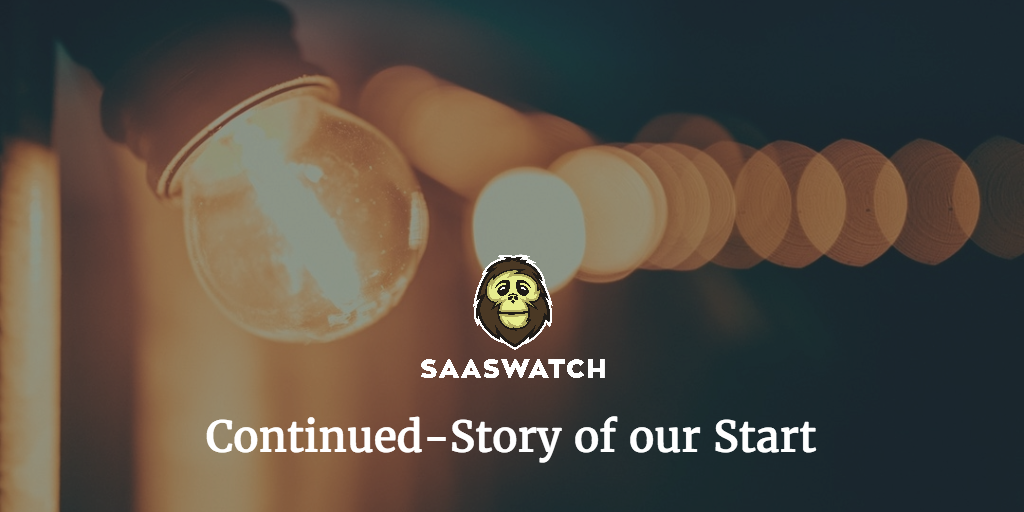 image of bulb and saaswatch logo